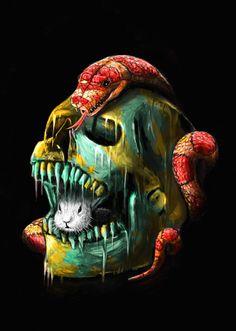septagonstudios:  Nicebleed nicebleed FEAR AND DESIRE