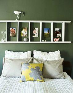 """""""Las escaleras de tipo pintor ofrecen diversas posibilidades decorativas y se han convertido en una tendencia en decoración"""""""