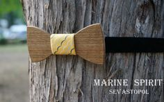 Wooden bow tie. Melisa  wood: Fraxinus  material: cotton 100%  size: 10*4,5  price: $38.00 USD  https://www.etsy.com/listing/155092732/wooden-bow-ties?ref=shop_home_active
