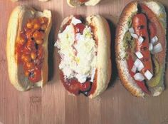 Make these specialty hot dogs this July 4th