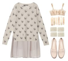 """""""▐ #25▐"""" by songjieun ❤ liked on Polyvore featuring MANGO, 360cashmere, Zara, Dolce&Gabbana and Fresh"""