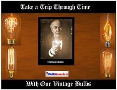 Check out these vintage bulbs at BulbAmerica.com!