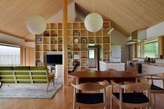 Gabled Japanese Farmhouse Is Mod Twist on a Traditional Barn - Curbed