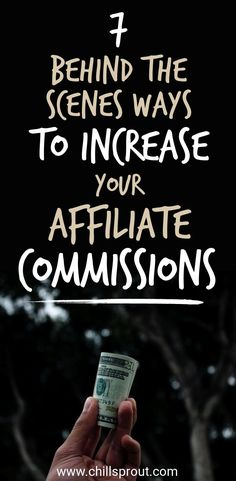 7 effective ways to promote affiliate offers - Chillsprout Business Writing, Business Quotes, Business Tips, Online Business, Business Marketing, Content Marketing, Affiliate Marketing, Online Marketing, Marketing Ideas