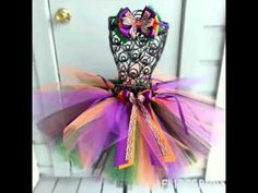 Halloween Tutu Set Sale (2T) Free 2-day Shipping!! - YouTube