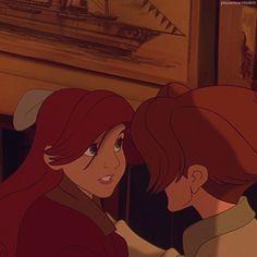*ANASTASIA & DIMITRI ~ Anastasia, 1997