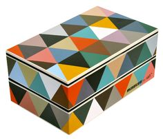 Minakani Bento #pattern #geometric