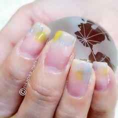 bubble nails  #watercolornail #watercolor #nail #fashion #nailart #cute #naildesign #art #셀프네일 #nailartjunkie #beauty #nails #watercolornails #ネイルサロン #polish #nailsalon #design #네일 #nailpolish #selfnail #nailswag #ネイル #wedding #ネイルアート #네일아트 #gelnail #수채화네일 #watercolornailart #bubbles #pikapika_nails