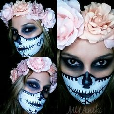 Love this Halloween look by muaniki. Tag your pics with #Halloween & #SephoraSelfie for a chance to be featured on our boards! #Sephora