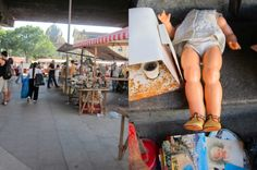 Flea Market in Rio de Janeiro