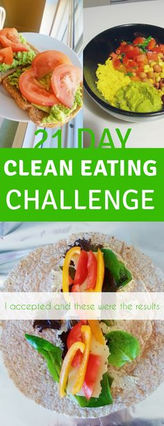 I Tried the Clean Eating Challenge and These Were the Results