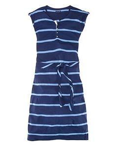 NWT Ralph Lauren Girls Rugby Stripe Maxi Dress $29.99