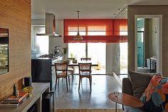 Apê de 55 m² para morar sozinho