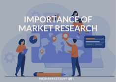 Market research is a multi-dimensional process that helps brands get a deeper understanding of people's needs and problems, identify hidden opportunities, analyze the competition