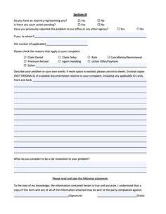 InsuranceCommissionerComplaintsByStateMarylandPartOf