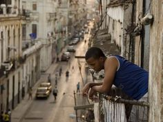 I would love to go to Havana!