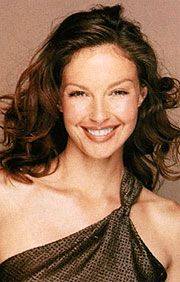 """Ashley Judd......met her on Broadway after she appeared in """"Cat on a Hot Tin Roof"""""""
