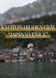 JAPAN Travels - Kyoto Travels - Kyoto's Hidden Gem - Japan's Venice Photodiary #Japan #Kyoto