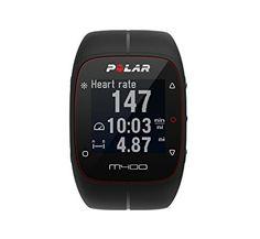 Polar M400 - Reloj de entrenamiento con GPS integrado y registro de actividad, color negroPrecio recomendado: EUR 160,00 Precio: EUR 99,00 Elige envíos GRATIS más rápidos con Amazon Premium o elige envío GRATIS en 4-5 días Ahorras: EUR 61,00 (38%) Precio final del producto