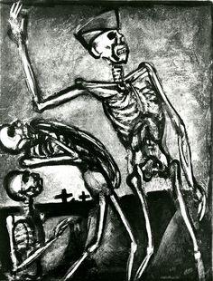 Georges Rouault - Debout Les Morts! 1948