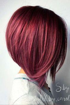 Los cortes de pelo de moda hermosa imagen cortas 1