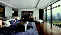 Luxury Bangkok Apartment with the Global Luxury Hotel Brand