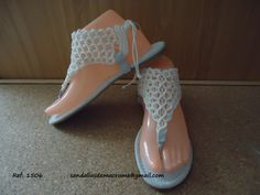 Ballerina Shoes, Chrochet, Slippers, Sneakers, Bracelets, Projects, Diy, Fashion, Shoes