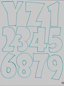 Patrones de Letras Fomiart (abombadas) | Fomiart Fancy Fonts Alphabet, Decorative Alphabet Letters, Alphabet Letters Images, Graffiti Alphabet Styles, Alphabet Templates, Calligraphy Alphabet, Graffiti Lettering, Alphabet And Numbers, Typography