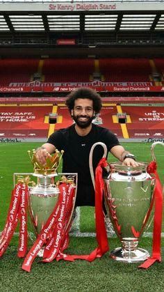 Liverpool Football Club, Liverpool Fc, Salah Liverpool, Virtual Studio, Mo Salah, Mohamed Salah, Rocks, Happiness, Sport