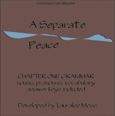 A separate peace essay questions