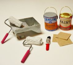 how to: painting supplies