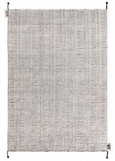 4124 Atlas Collection Natural Wool 275x370cm
