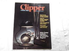 Pan Am Clipper Magazine Publication 1975 Airlines - http://raise.bid/store/books/magazine-publication-airlines/