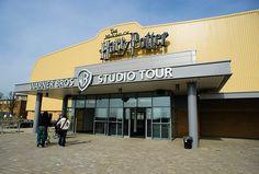 Warner Bros. Studios Leavesden - Harry Potter Set Tour