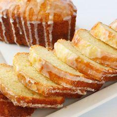 Limoncello Lemon Cake - such a wonderful tea cake!