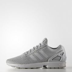 03884c6e9be65 ZX Flux Techfit Shoes - White