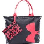 Tote your gym gear in style with this Under Armour Big Logo Tote which features a large interior that holds all your gym essentials as well as a removable pouch for everyday use. Silver Tote Bags, Silver Purses, Runners Knee Pain, Gym Essentials, Workout Gear, Under Armour Women, Handbag Accessories, Purses And Bags, Underwear