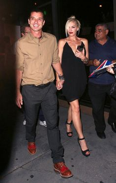 Pin for Later: A Look Back at Gwen Stefani and Gavin Rossdale's Sweetest Moments  They celebrated their 10th wedding anniversary in September 2012 with a date night.