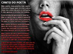 Lídia Vasconcelos - CANTO DO POETA