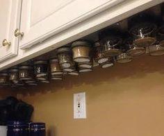 Magnetic Under Cabinet Spice Rack