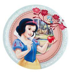 Snow White Party Supplies & Decoration Ideas. Snow White Dessert Plates