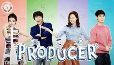 Cha Tae-hyun, Gong Hyo Jin, Kim Soo Hyun and IU in -Producer- 2015 on KBS