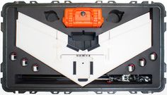 LP 960 Lehmann Aviation Security Police Drone & Custom Pelicase from Ridgeline Mapping & Surveying Inc. Denver, Colorado's Premier Land Surveying & Aerial UAV Mapping Company. Sales, Services, Mission  Support & Training.