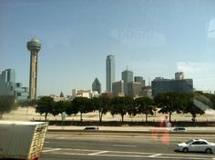 Dallas, TX.  Visited while on Christmas break during Air Force Basic Training.