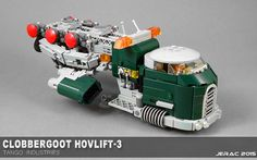 Clobbergoot hover Tow Truck | by Jerac