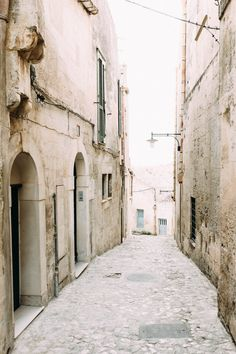 M i n u t e s – Matera, Basilicata