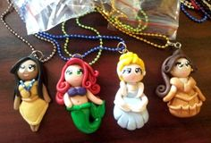 Polymer Clay jewelries