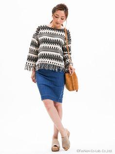 フォークロアKT PO(ニット)|Banner Barrett(バナーバレット)|ファッション通販 - ファッションウォーカー