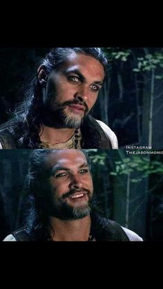 Wolves with Jason Momoa