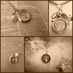 Share your faith with the world! Design a custom locket with South Hill Designs by Stephanie! www.southhilldesigns.com/sminspirations #faith #locket #southhilldesigns